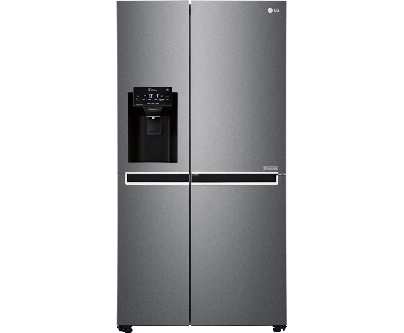 Side By Side Kühlschrank Anschließen : Side by side kühlschrank direkt anschließen: samsung rfg uers xef