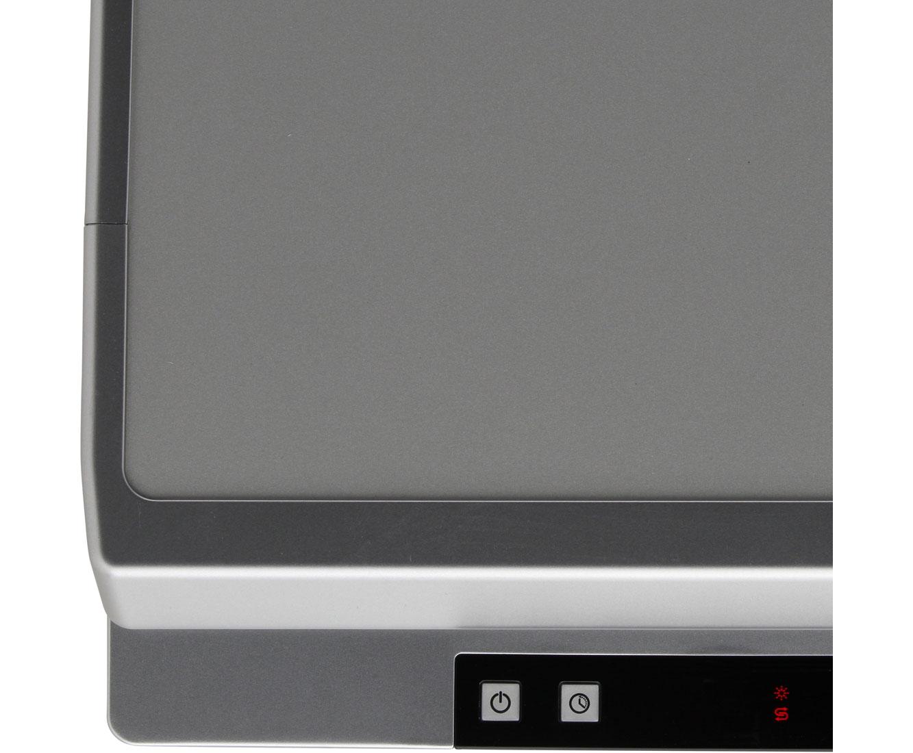 bomann gsp 849 silber geschirrsp ler freistehend 45cm silber neu ebay. Black Bedroom Furniture Sets. Home Design Ideas