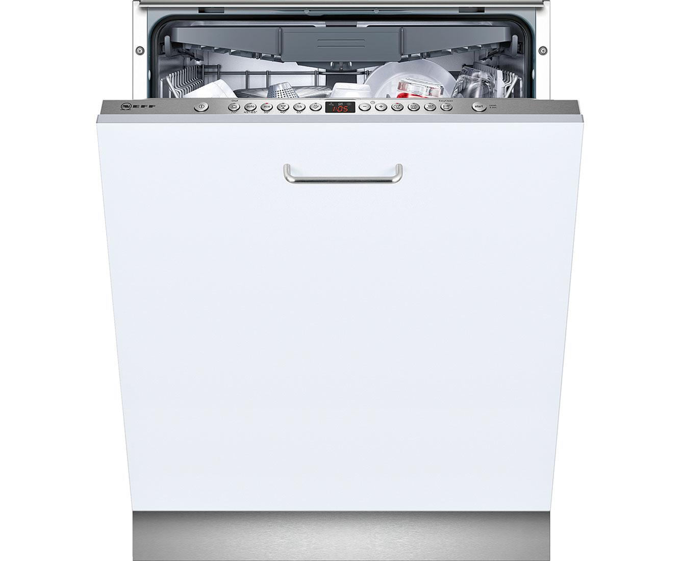 Neff GV3600K Geschirrspüler 60 cm - Edelstahl | Küche und Esszimmer > Küchenelektrogeräte > Gefrierschränke | Edelstahl | Neff