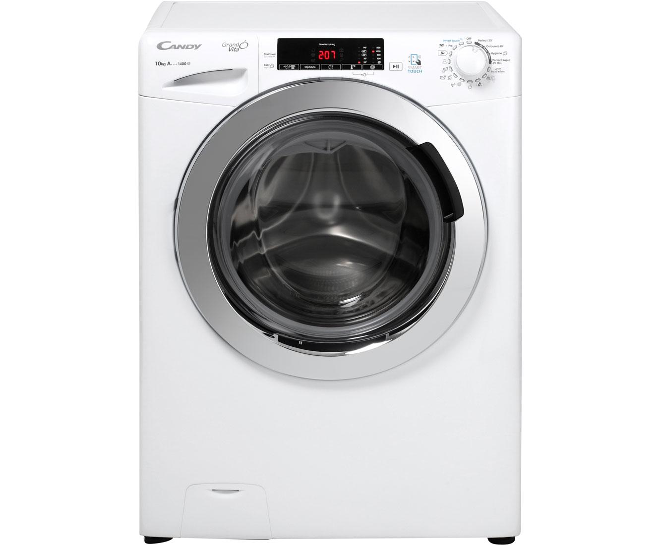 Candy GVS 1410TWC3//1-S Waschmaschine Freistehend Weiß