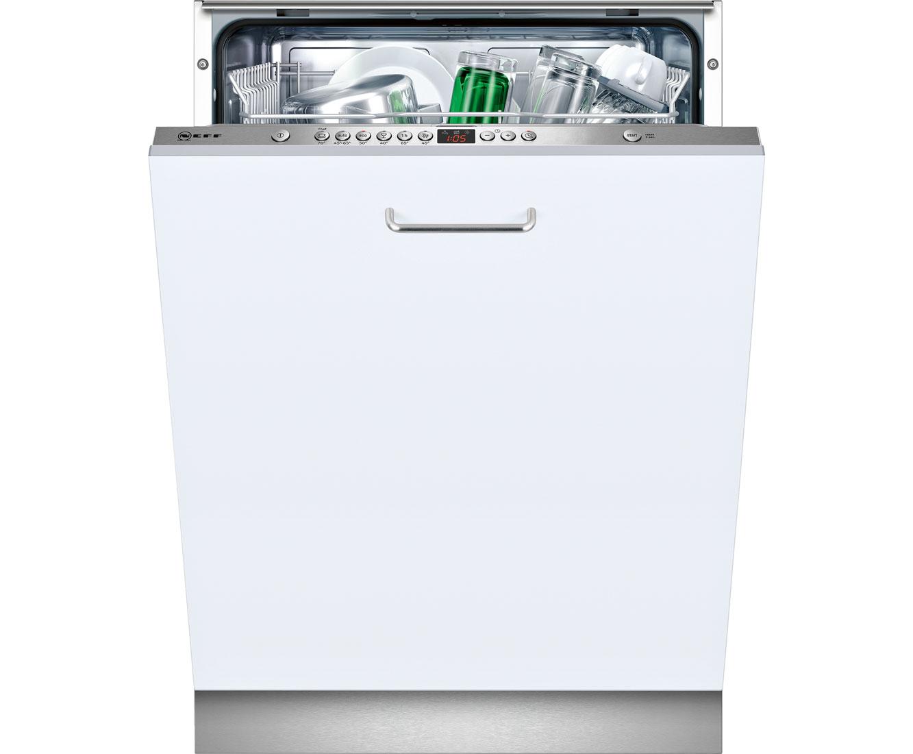 Neff GX3600A Geschirrspüler 60 cm - Edelstahl   Küche und Esszimmer > Küchenelektrogeräte > Gefrierschränke   Edelstahl   Neff