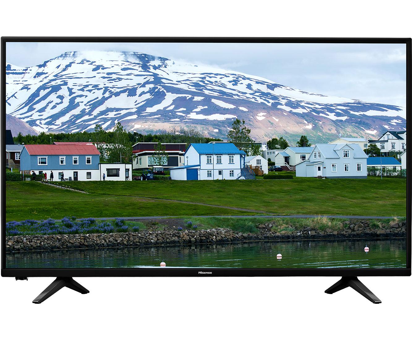 Hisense H43AE5000 Fernseher - Schwarz