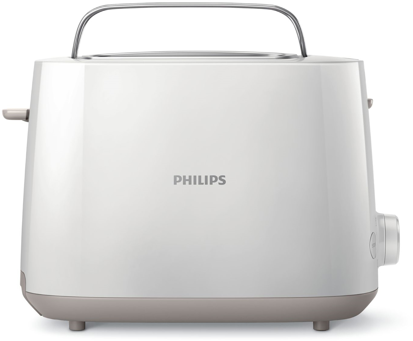Philips Daily Collection HD2581/00 Wasserkocher & Toaster - Weiss
