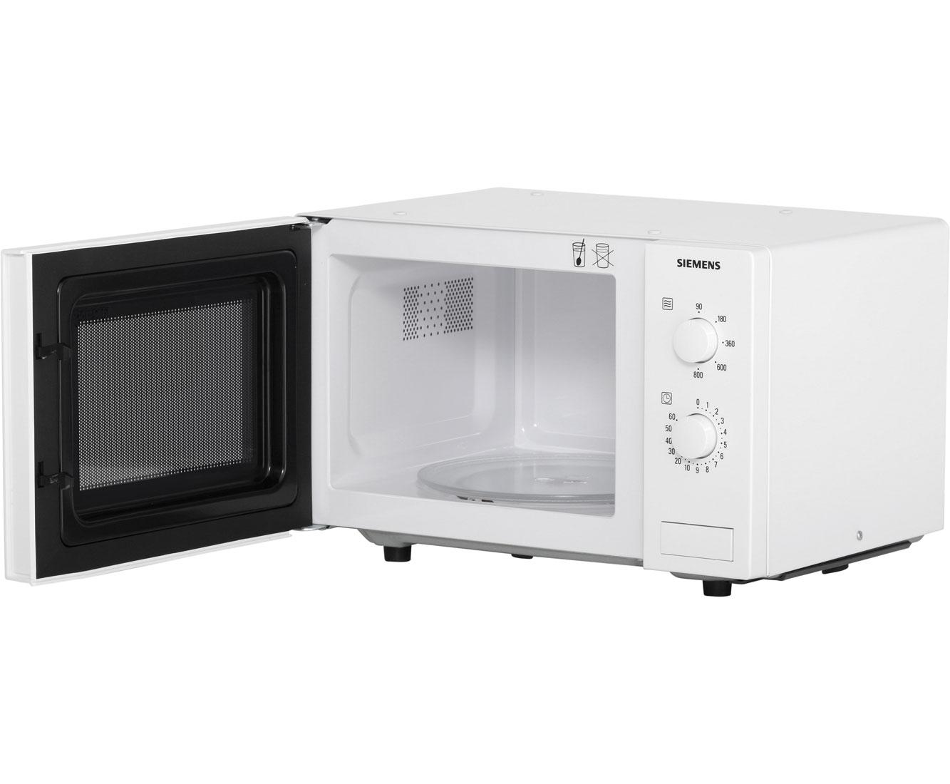 Siemens HF12M240 Mikrowelle iQ300 Freistehend Weiß Neu