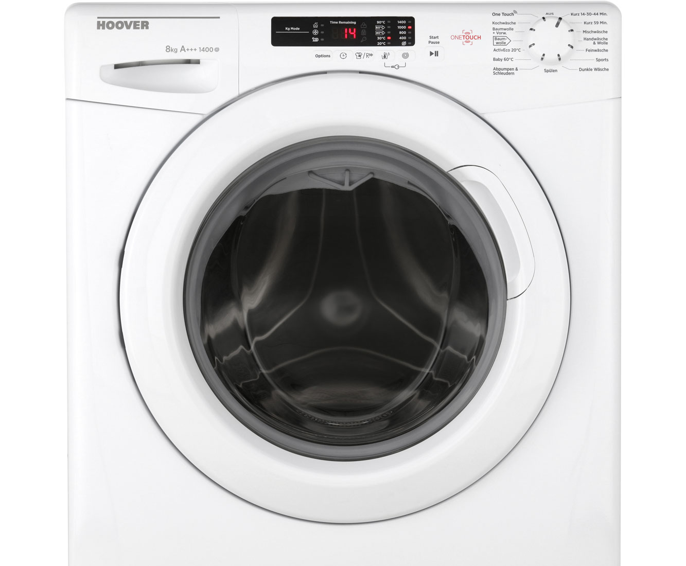 Hoover hlc o1482d3 84 waschmaschine 8 kg 1400 u min a