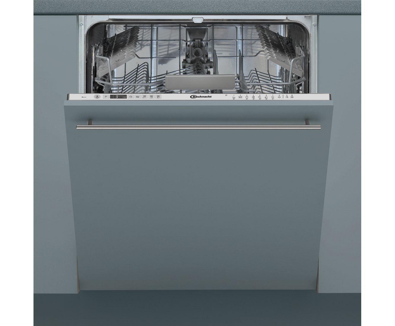 Bauknecht Ibio 3c34 Vollintegrierter Geschirrspuler 60 Cm A
