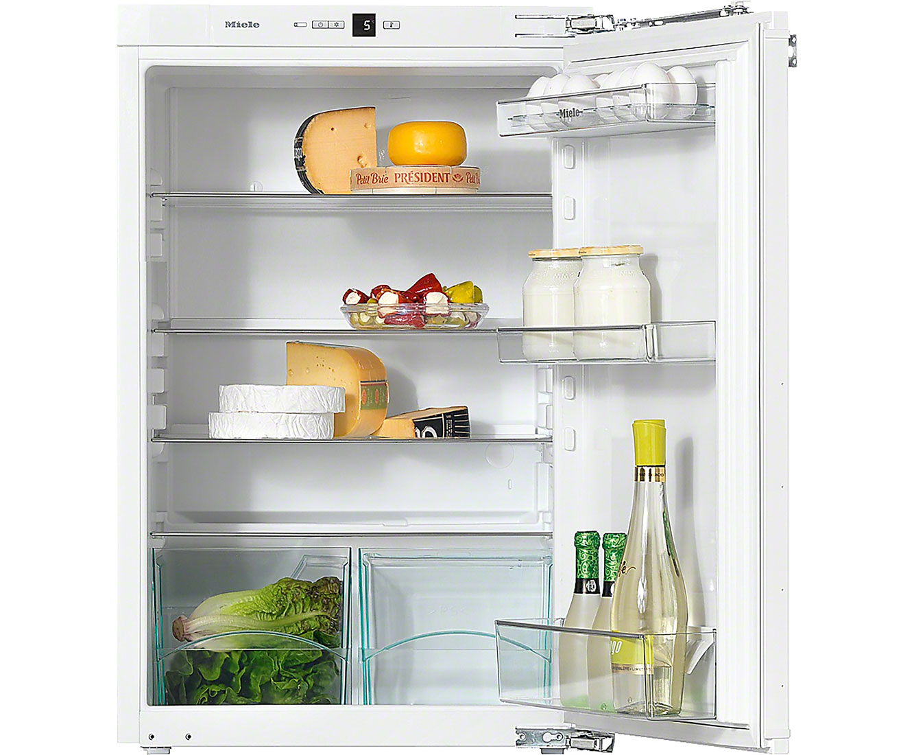Miele K 32222 i Kühlschränke - Weiß