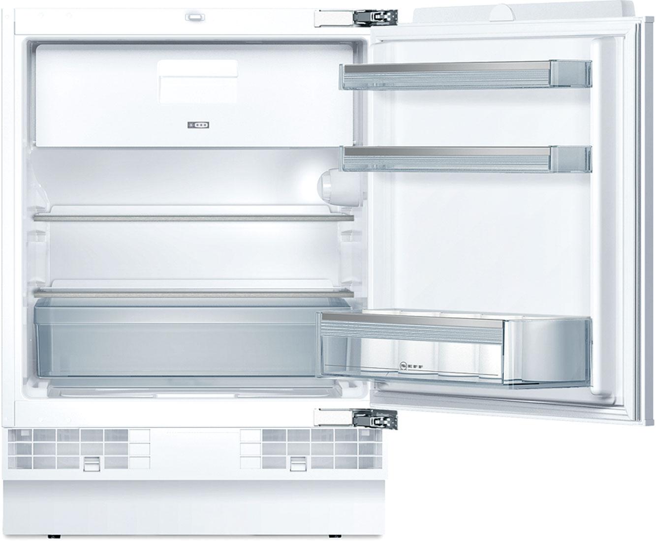Neff [KU 225 A2] K4336X6 Unterbau-Kühlschrank mit Gefrierfach - 82er ...