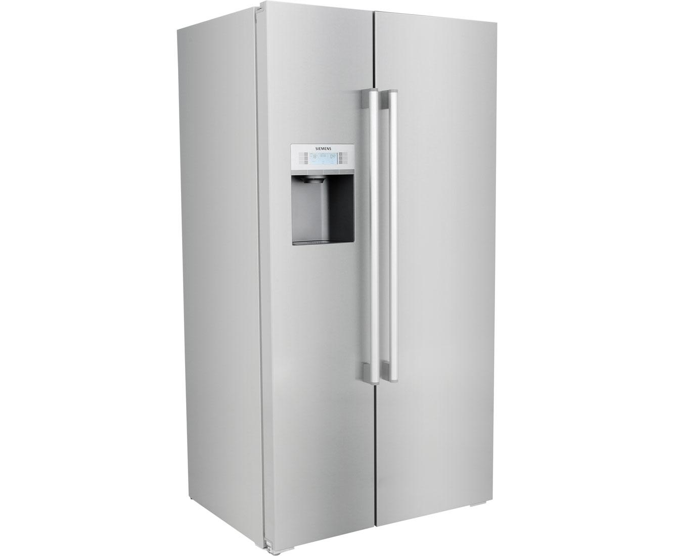 Siemens Kühlschrank Coolbox : Siemens iq ka dai amerikanischer side by side mit