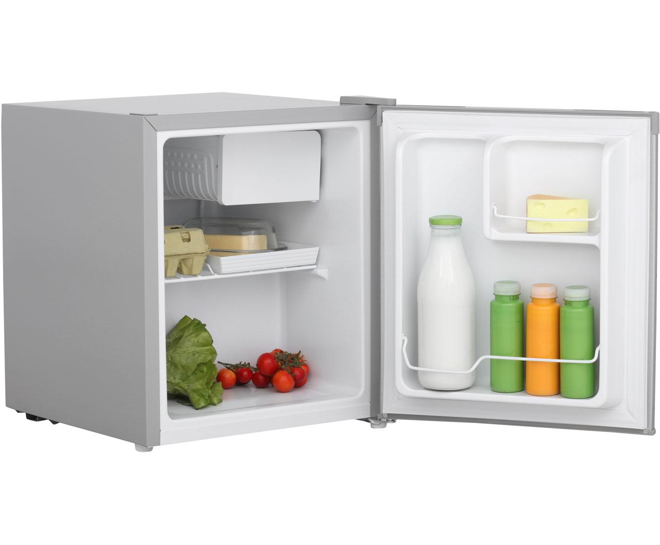 Bomann Kühlschrank Türanschlag Wechseln : Bomann kb 389 kühlschrank silber a