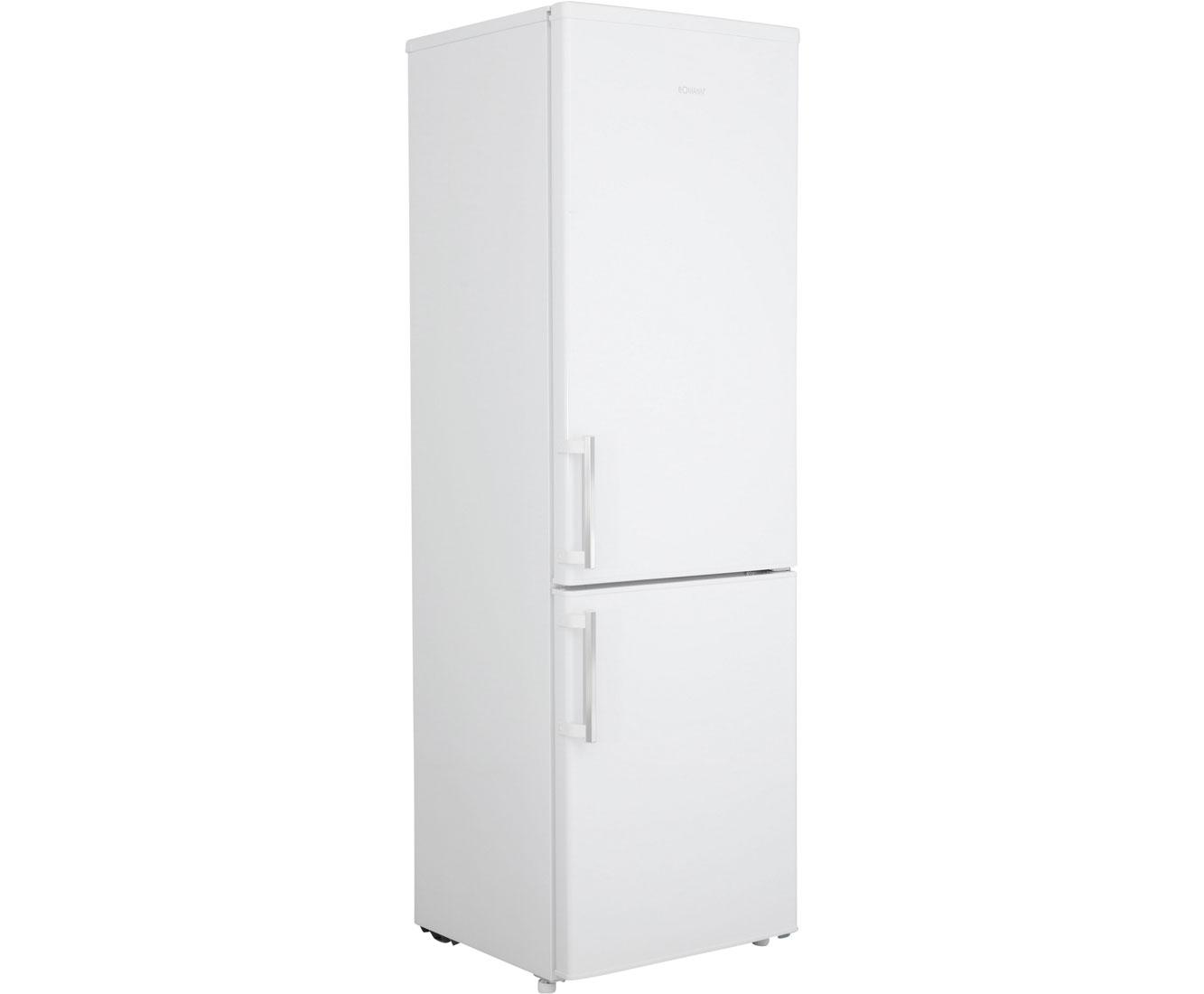 Bomann kg 183 weiß kühl gefrierkombination 55er breite weiß a