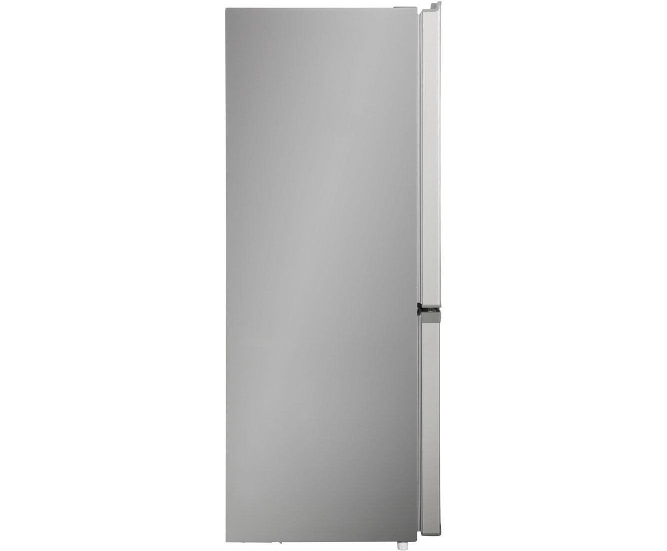 Bomann Kühlschrank Gefrierkombi : Bomann kg kühl gefrierkombination freistehend edelstahl