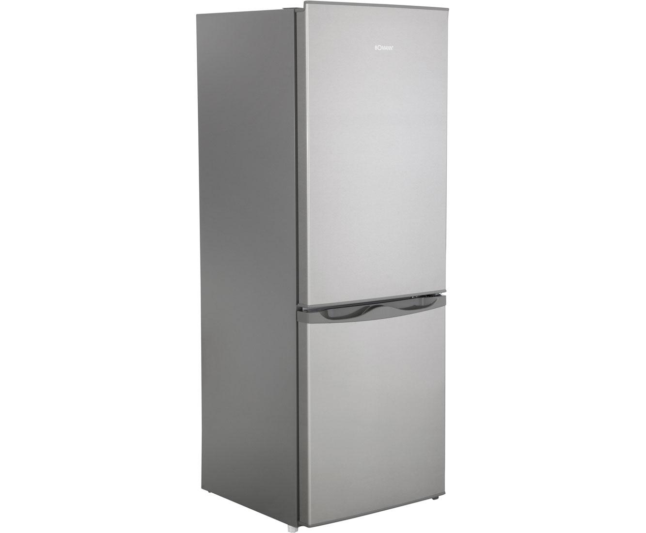 Bomann Kühlschrank Unterbaufähig : Bomann kg 322 kühl gefrierkombination edelstahl optik a