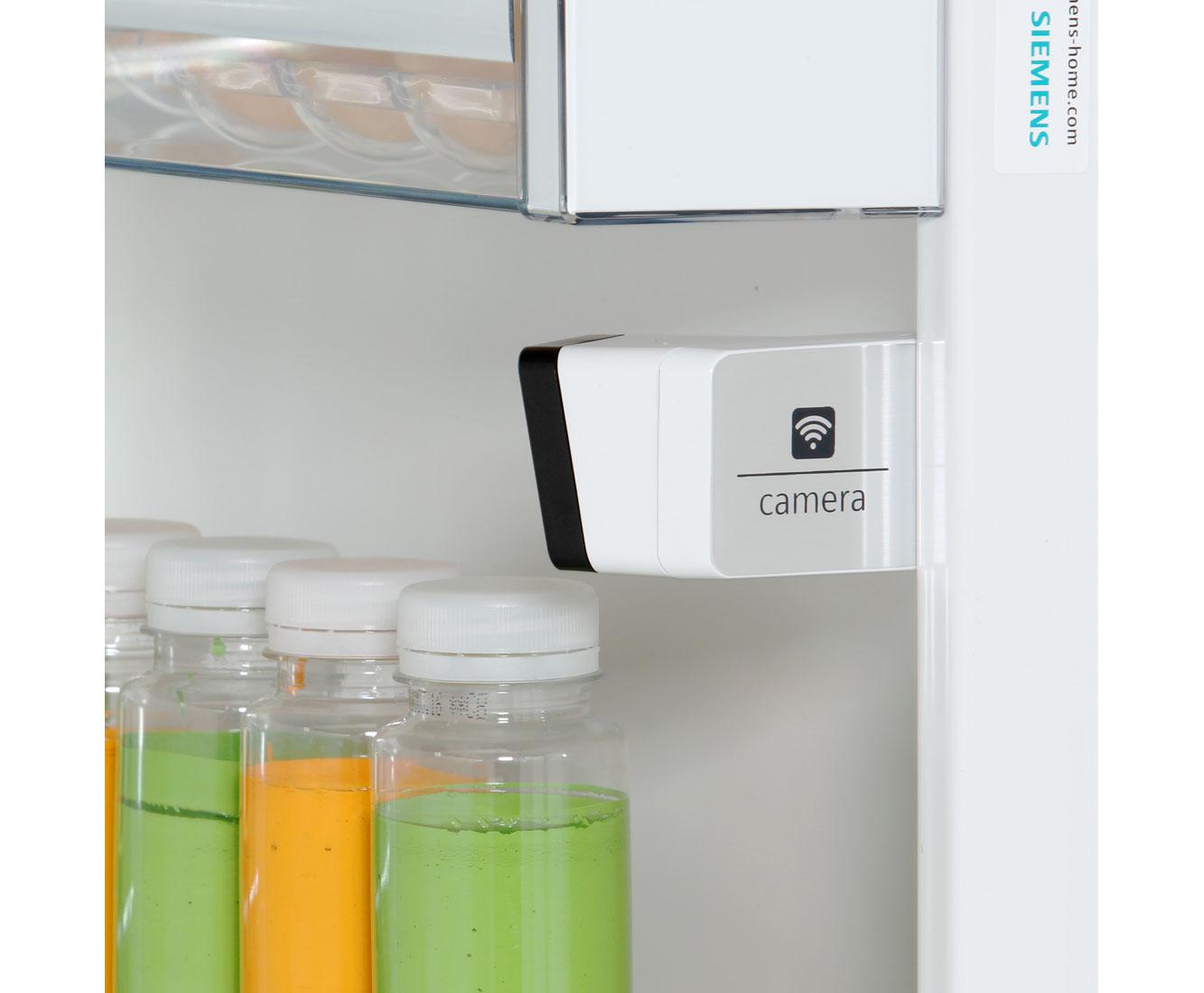 Siemens Kühlschrank Kamera : Vernetzte kuehlschränke haben mehrere kameras und denken mit gfu