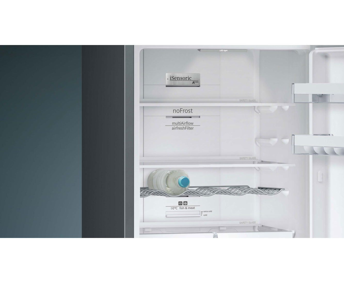 Siemens Family Line Kühlschrank : Siemens iq kg nxx a kühlschrank schwarz edelstahl a