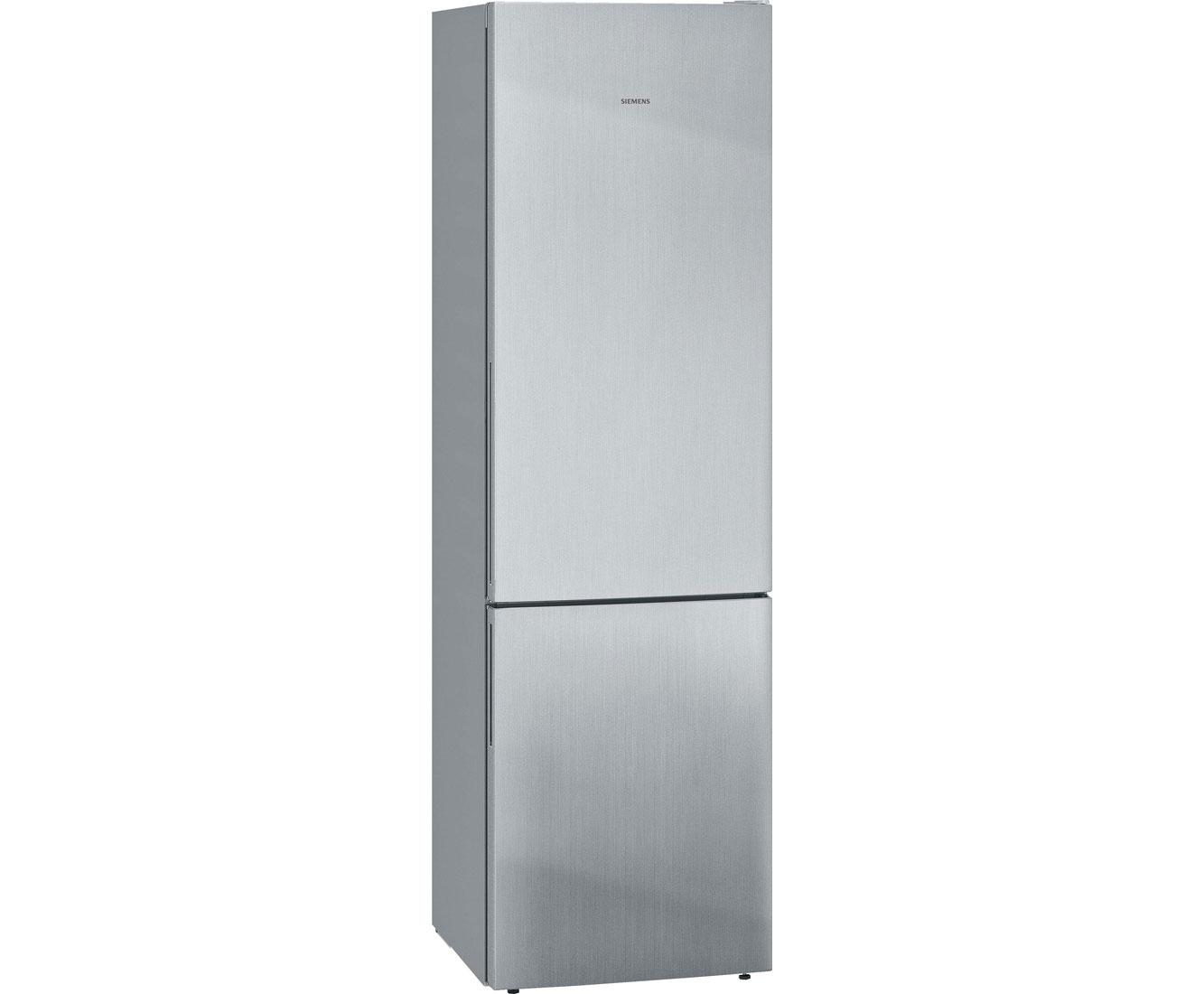 Siemens iQ300 KG39E2L4A Kühl-Gefrierkombinationen - Edelstahl-Optik | Küche und Esszimmer > Küchenelektrogeräte > Kühl-Gefrierkombis | Edelstahl | Siemens