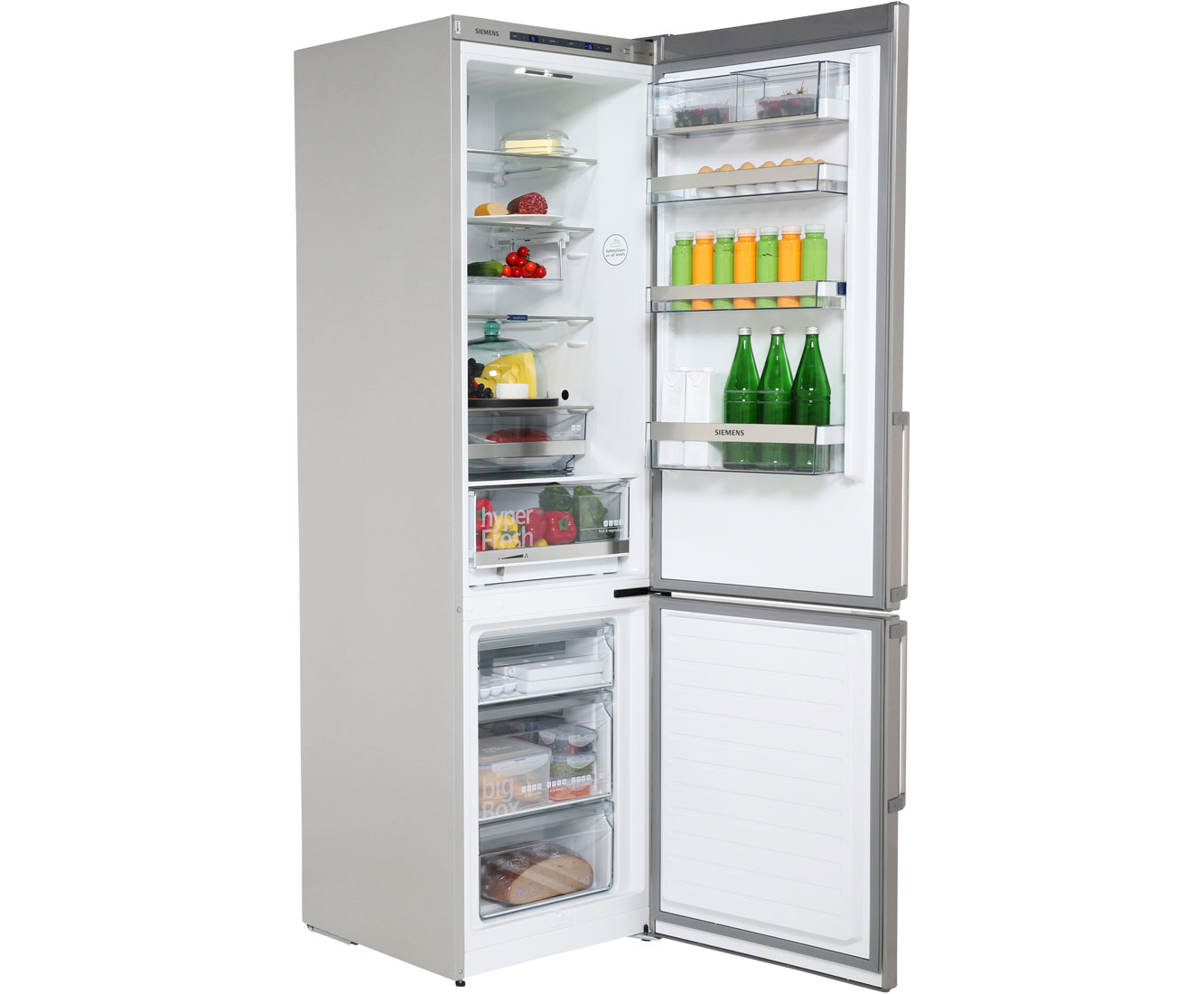 Siemens Kühlschrank Kg39eai40 : Siemens kühl gefrierkombination edelstahl no frost siemens kg