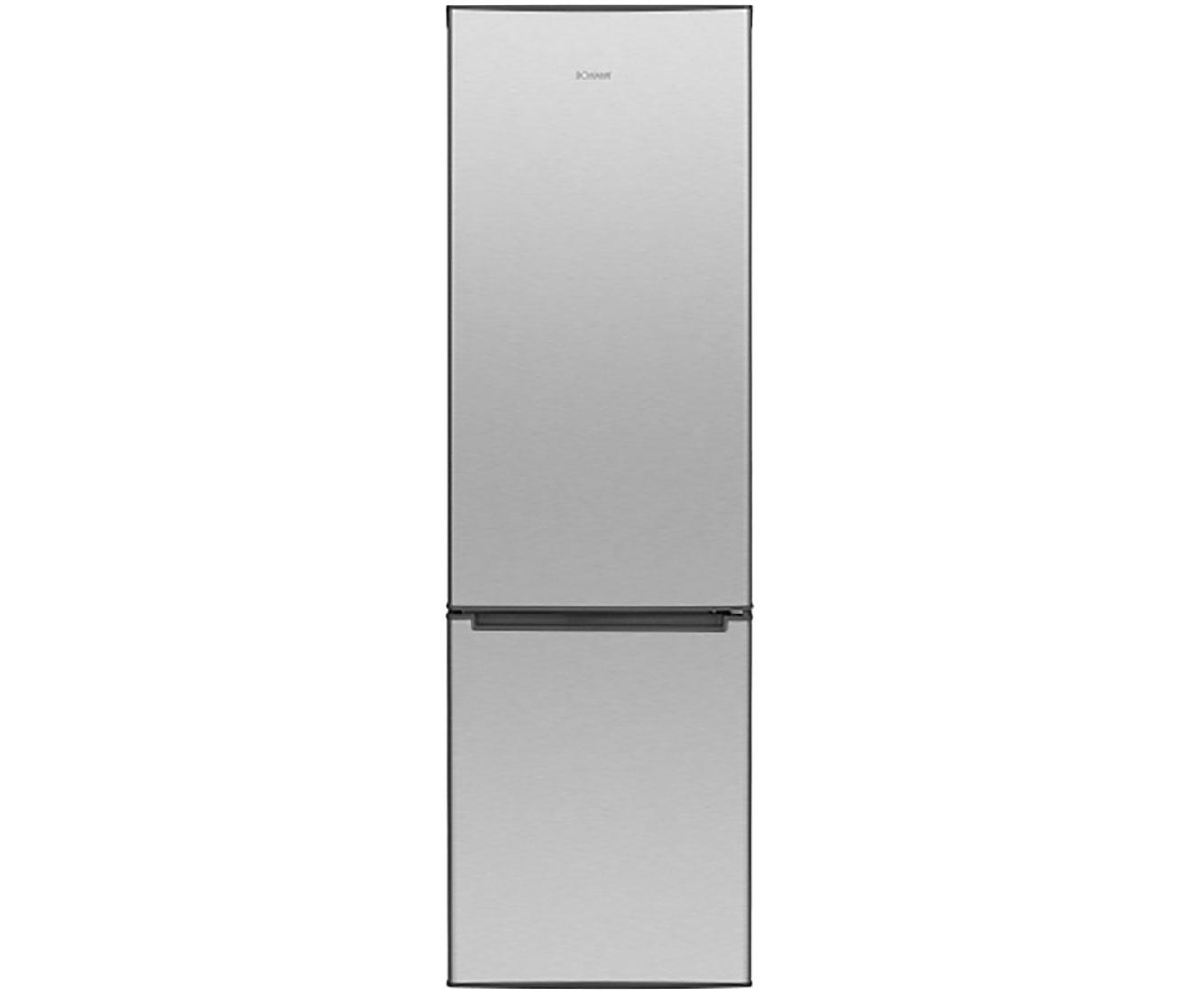 Bomann Kühlschrank Gefrierkombi : Bomann kg ix kühl gefrierkombination er breite edelstahl