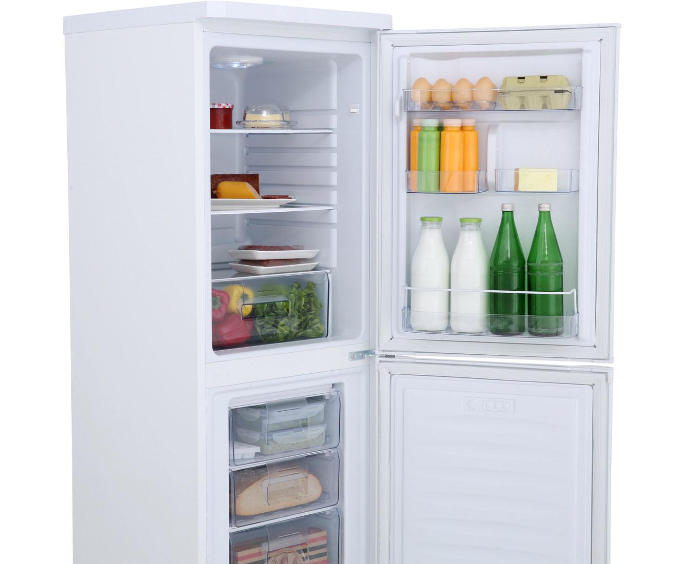 Gorenje Kühlschrank Seriennummer : Amica kgc 15095 w kühl gefrierkombination 55er breite weiß a