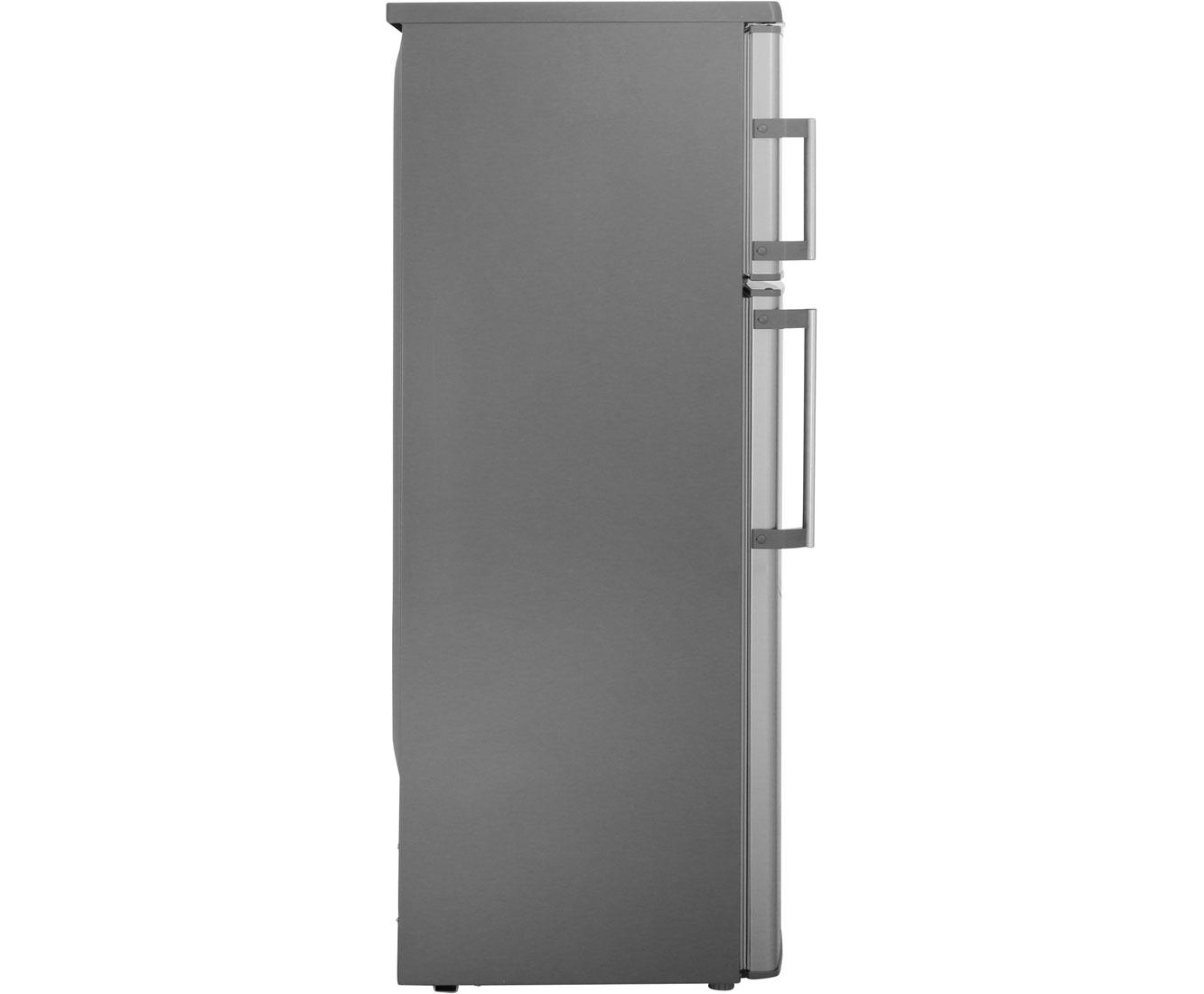 Amica Kühlschrank Flaschenablage : Amica kgc e kühl gefrierkombination er breite edelstahl
