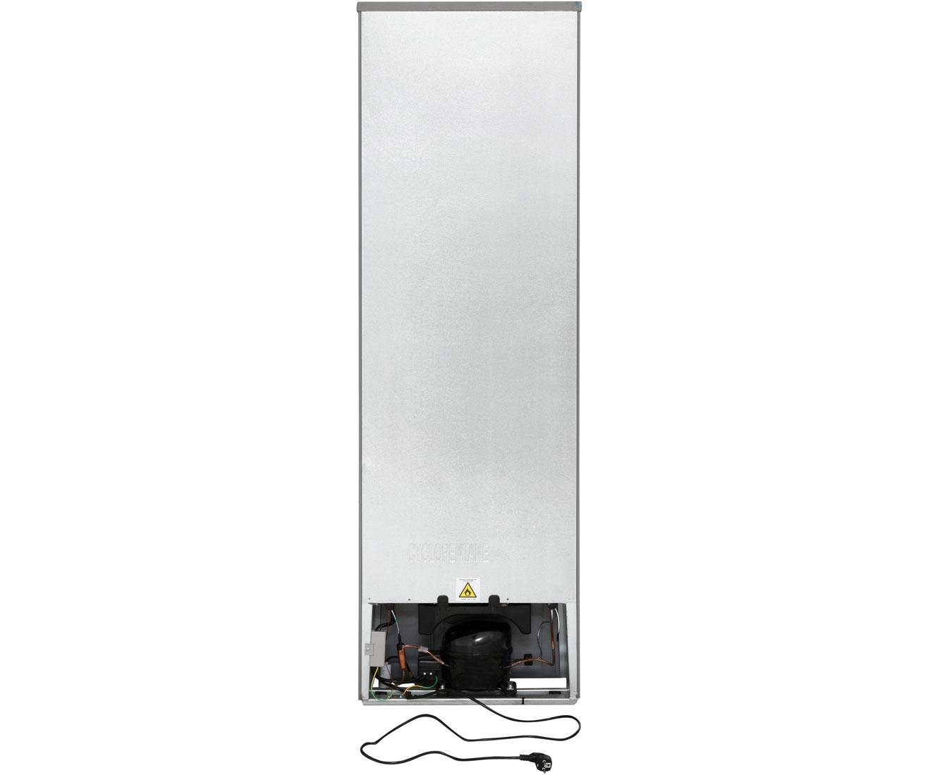 Amica Kühlschrank Zu Kalt : Amica kgc 15725 w kühl gefrierkombination 55er breite weiß a