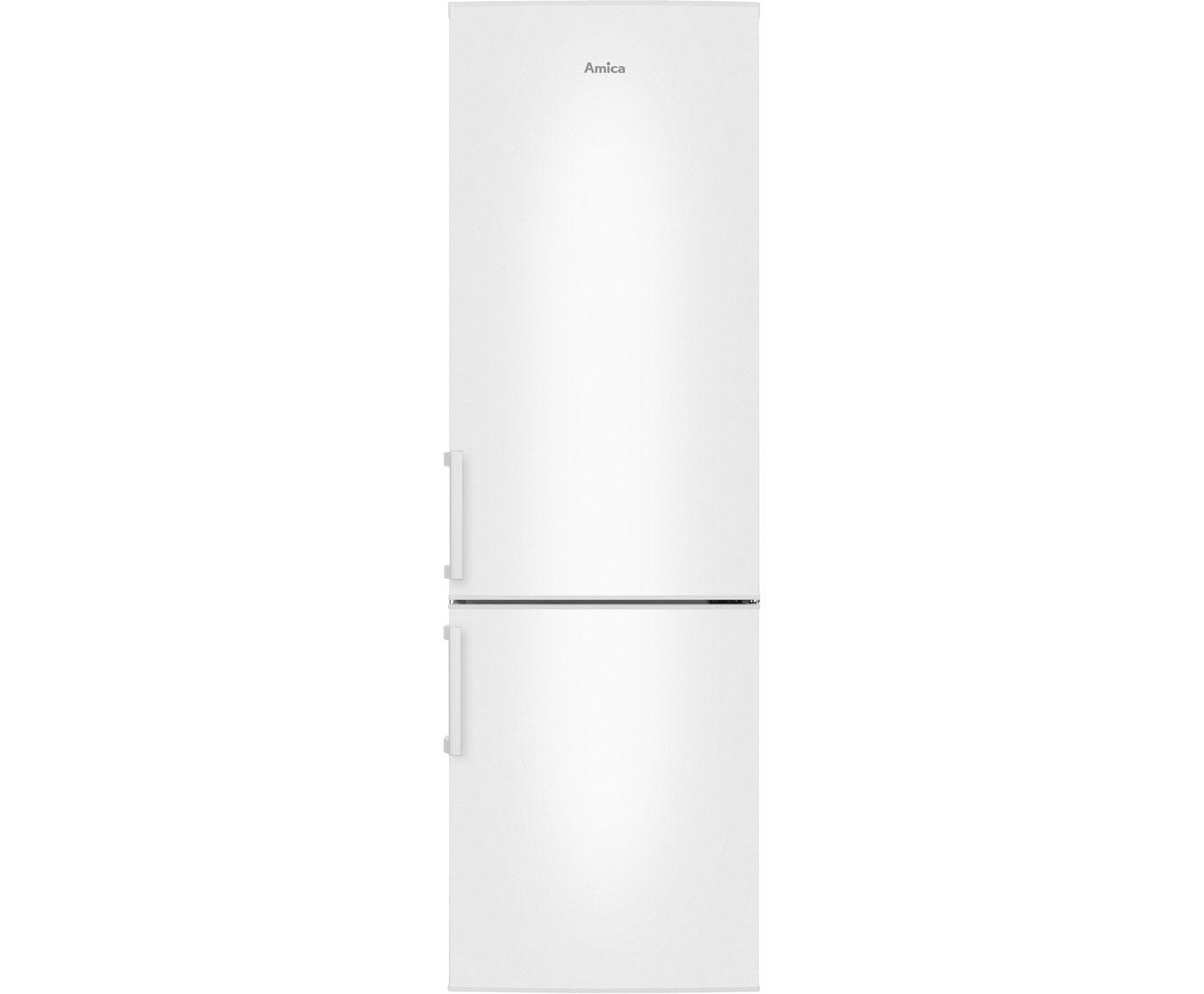 Amica KGC 388 100 W Kühl-Gefrierkombinationen - Weiß | Küche und Esszimmer > Küchenelektrogeräte > Kühl-Gefrierkombis | Weiß | Amica