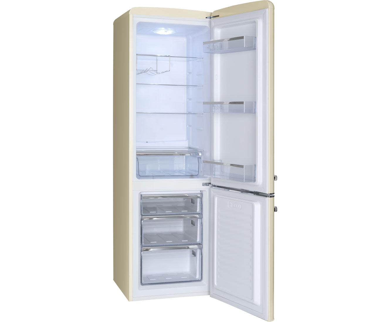 Amica Kühlschrank Hellblau : Amica kgcr l kühl gefrierkombination er breite
