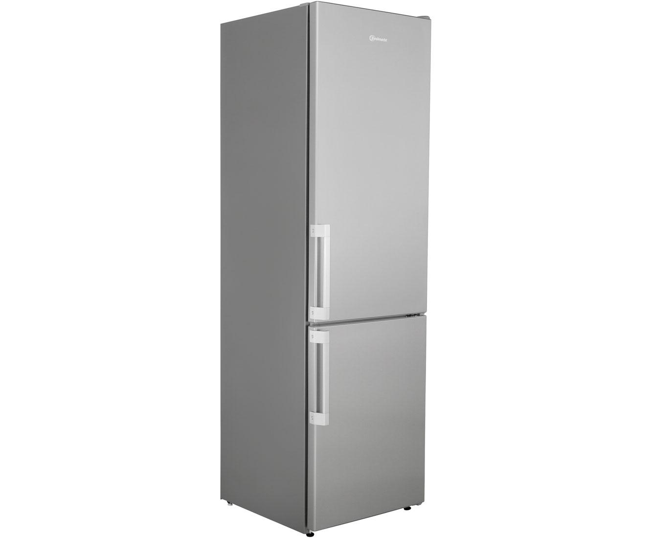 Bauknecht KGDB 20 A3+ IN Kühl-Gefrierkombinationen - Edelstahl | Küche und Esszimmer > Küchenelektrogeräte > Kühl-Gefrierkombis | Edelstahl | Bauknecht