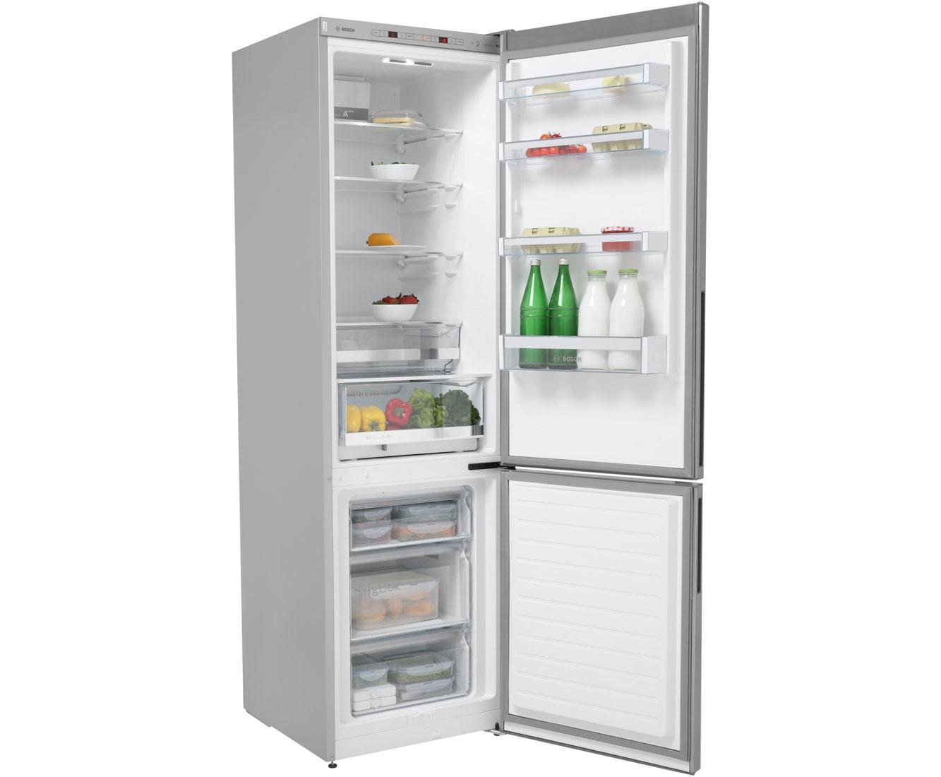 Bosch Kühlschrank Kgn 39 Xi 45 : Bosch kge392l4d kühl gefrierkombination 60er breite edelstahl