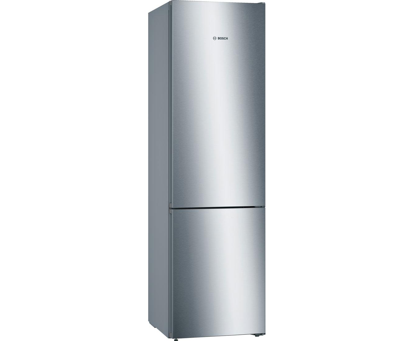 Bosch Kühlschrank No Frost Kühlt Nicht : Bosch serie 4 kgn39kl35 kühl gefrierkombination mit no frost 60er