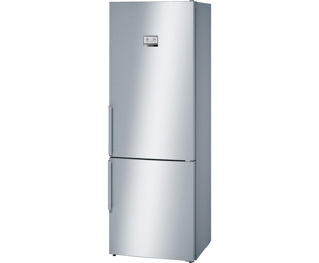 Bosch Kühlschrank Macht Geräusche : Bosch serie 6 kgn49ai40 kühl gefrierkombination mit no frost