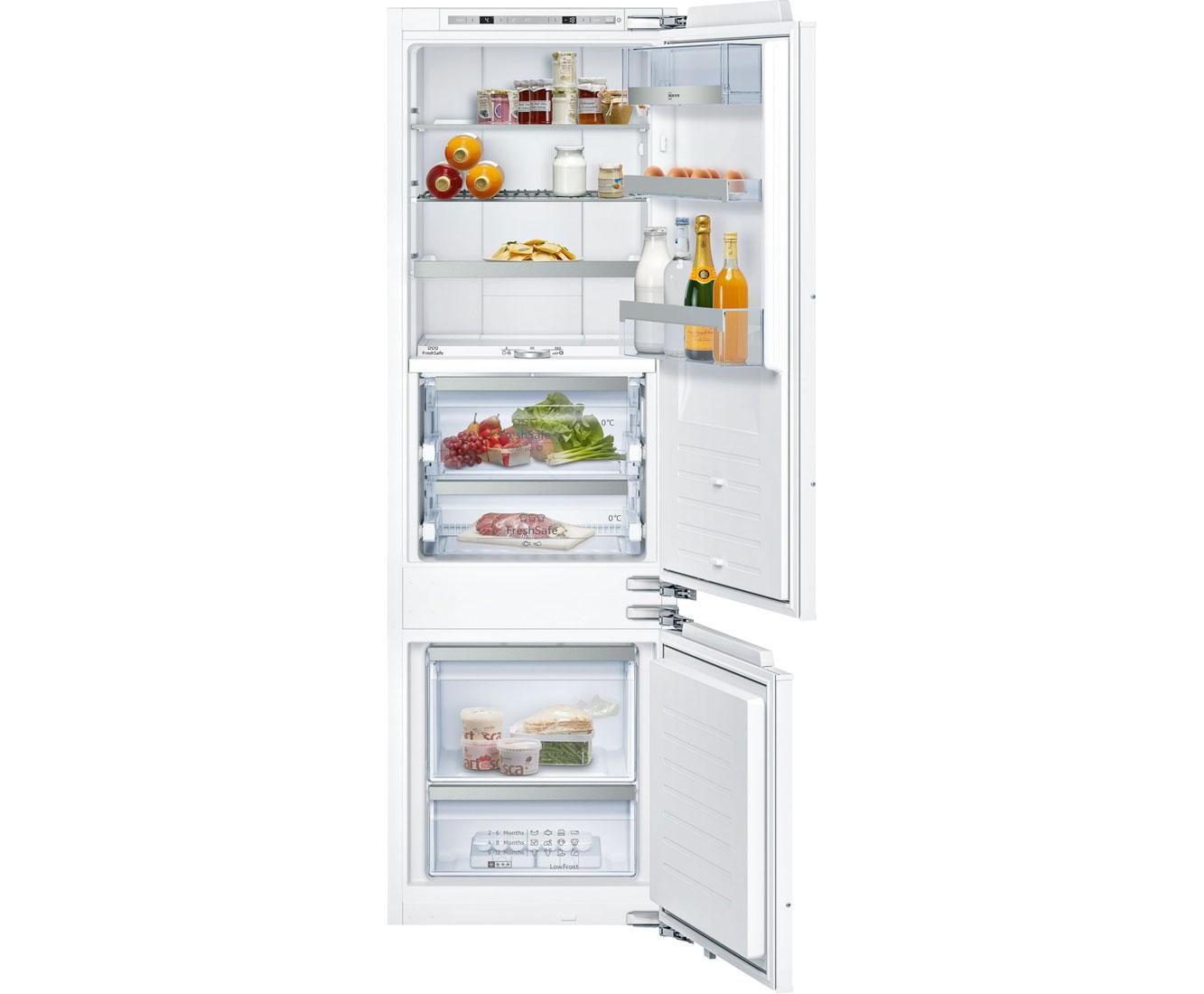 Neff Kühlschrank Side By Side : Neff [ki8875d40] kgn846h3 einbau kühl gefrierkombination 178er