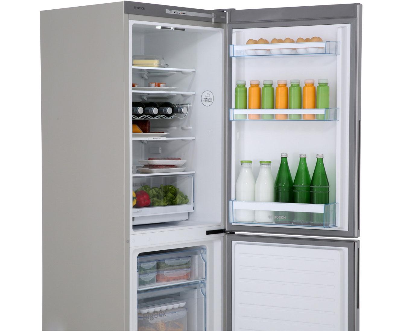 Bosch Kühlschrank Crisper Box : Bosch serie 4 kgv33vw31 kühl gefrierkombination 60er breite weiß a