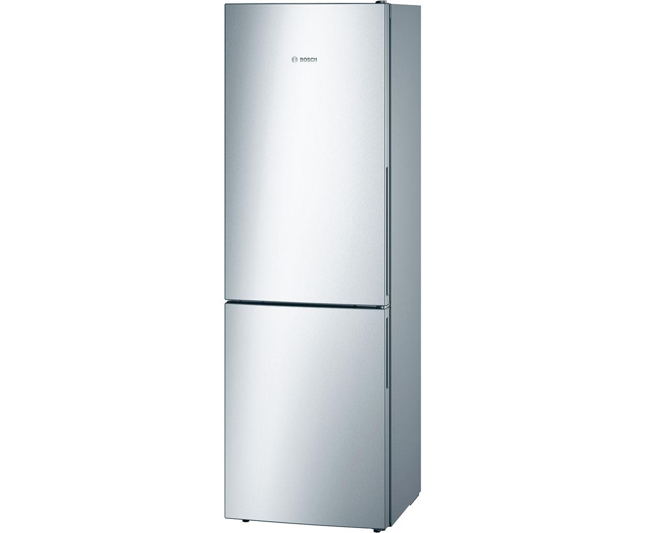 Bosch Serie 4 KGV36VL32 Kühl-Gefrierkombinationen - Edelstahl-Optik | Küche und Esszimmer > Küchenelektrogeräte | Edelstahl | Bosch