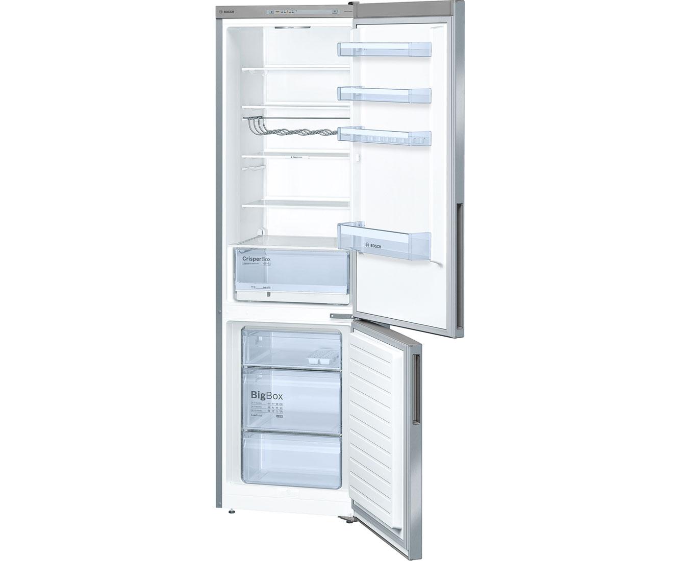 Kühlschrank Gefrierschrank Kombination : Bosch kgv vi kühl gefrier kombination im preisvergleich