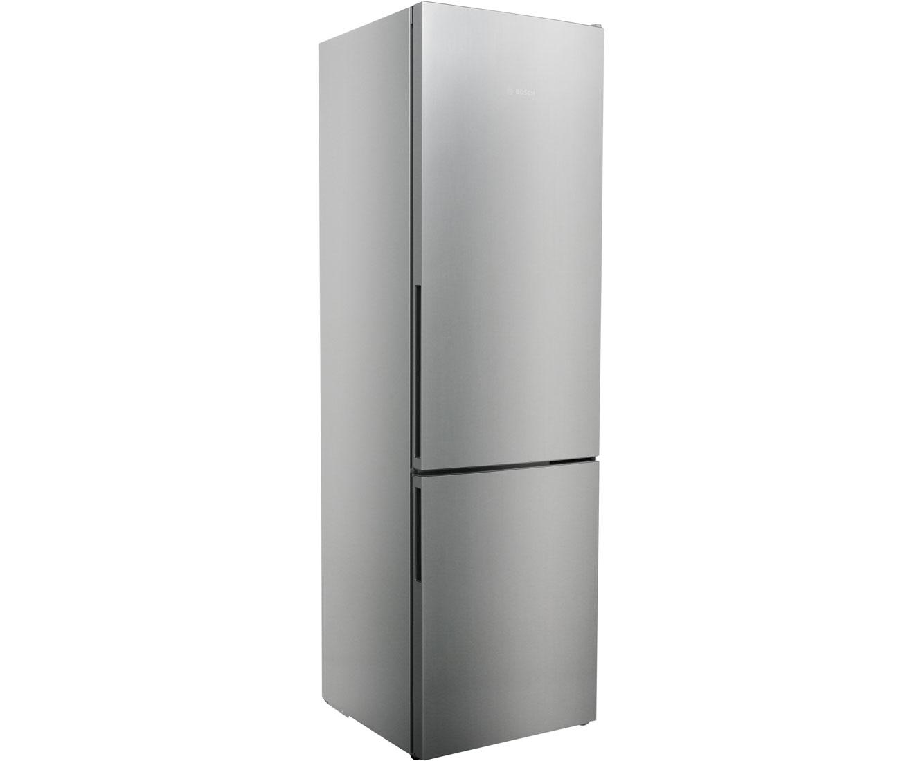 Bosch Kühlschrank Gefrierkombination : Bosch kgv vl a kühl gefrierkombination edelstahl optik a