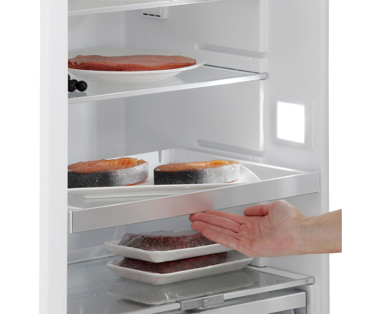 Kühlschrank Neff Zubehör : Neff k a ki d einbau kühlschrank er nische festtür