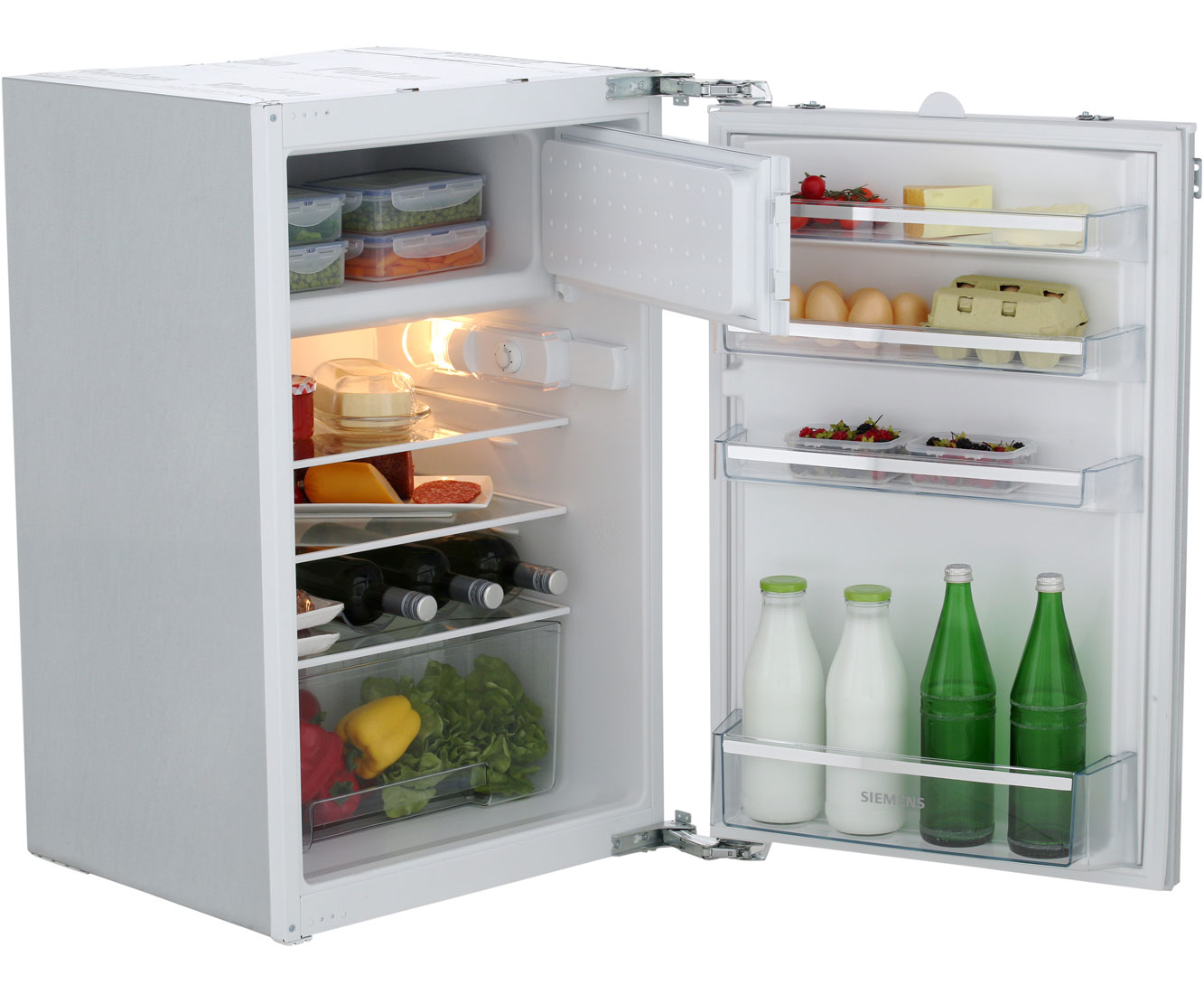 Siemens Kühlschrank : Siemens ki lv kühlschrank eingebaut cm weiß neu ebay