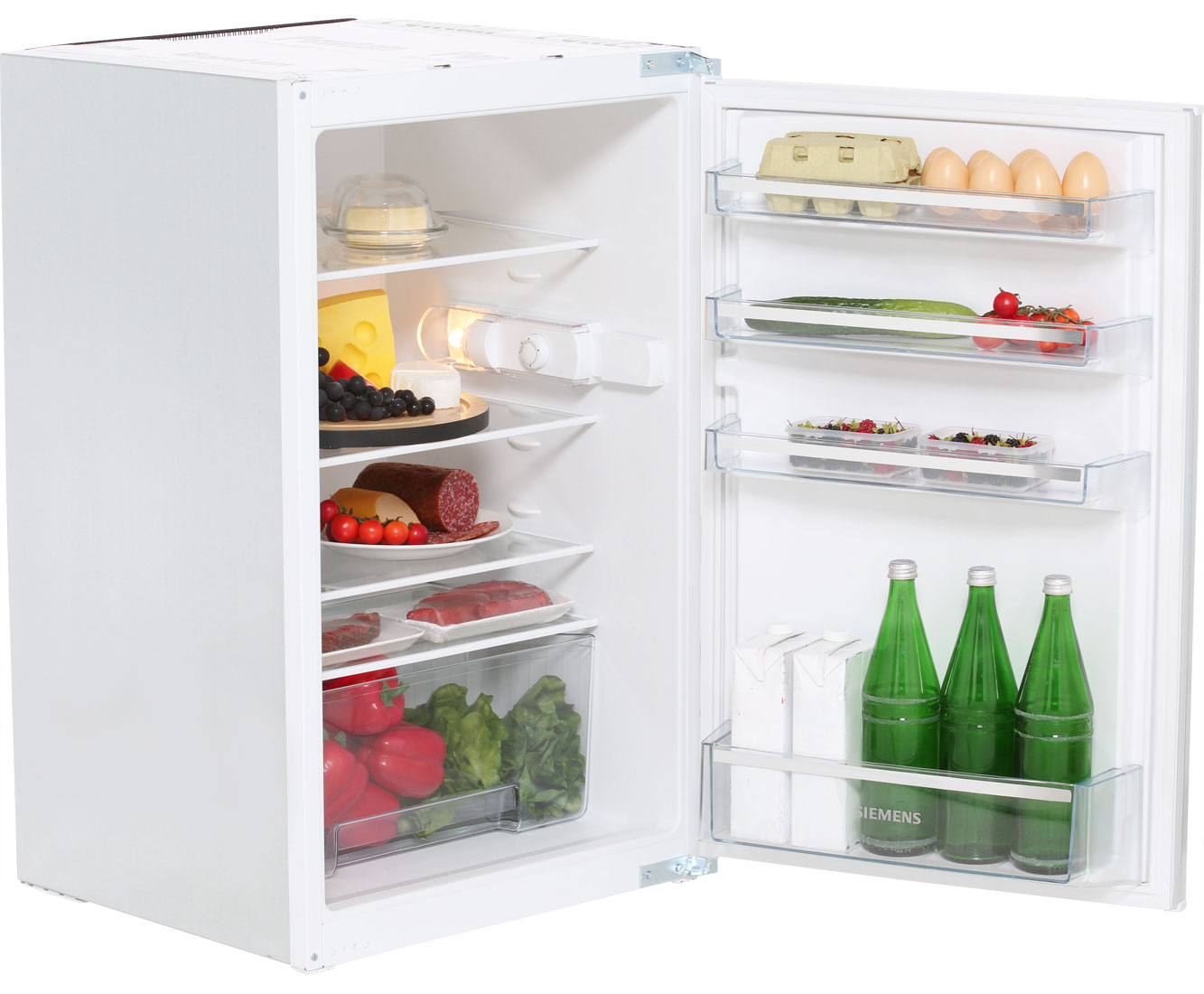 Siemens Kühlschrank Groß : Siemens ki18rv20 kühlschrank eingebaut 54cm weiß neu ebay