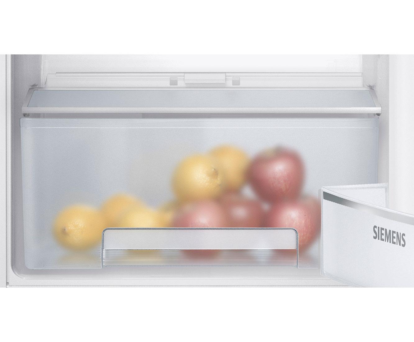 Siemens Kühlschrank Gemüsefach : Siemens iq ki rv einbau kühlschrank er nische festtür