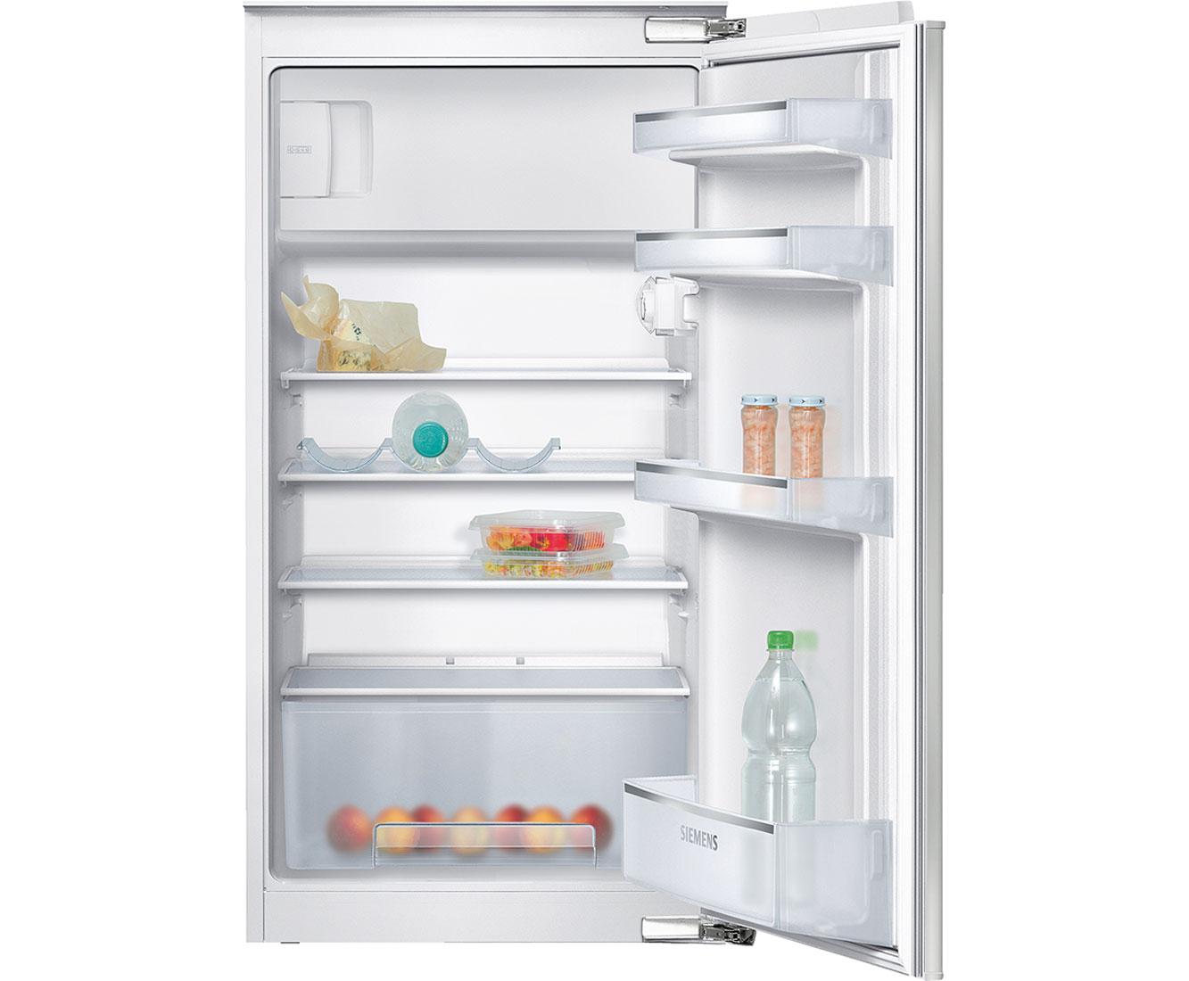 Siemens iQ100 KI20LV52 Einbau-Kühlschrank mit Gefrierfach - 102er ...