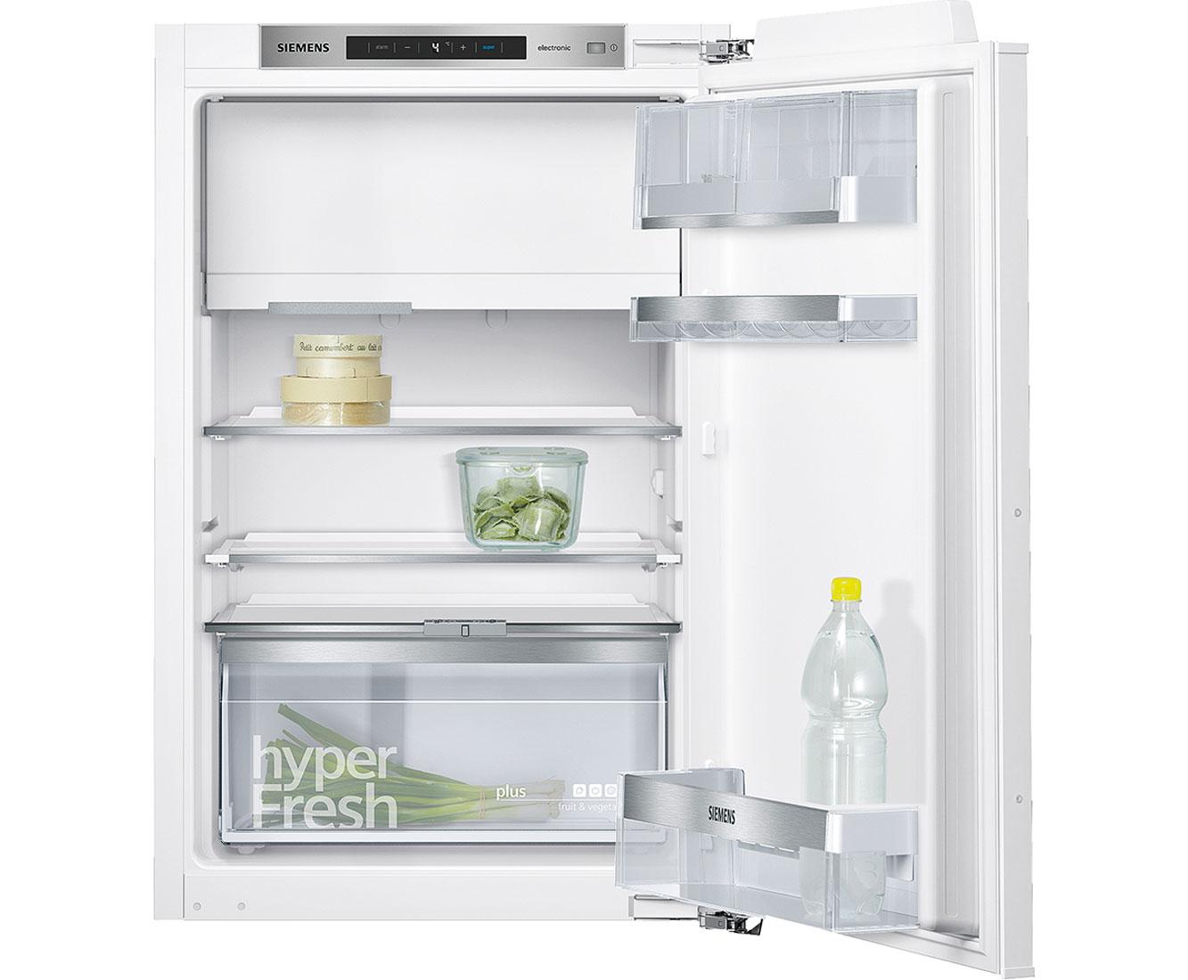 Siemens Kühlschrank Groß : Siemens ki22laf40 einbau kühlschrank mit gefrierfach 88er nische