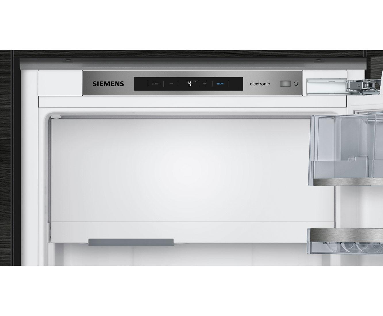 Siemens Kühlschrank Iq700 : Siemens iq ki fad einbau kühlschrank mit gefrierfach er