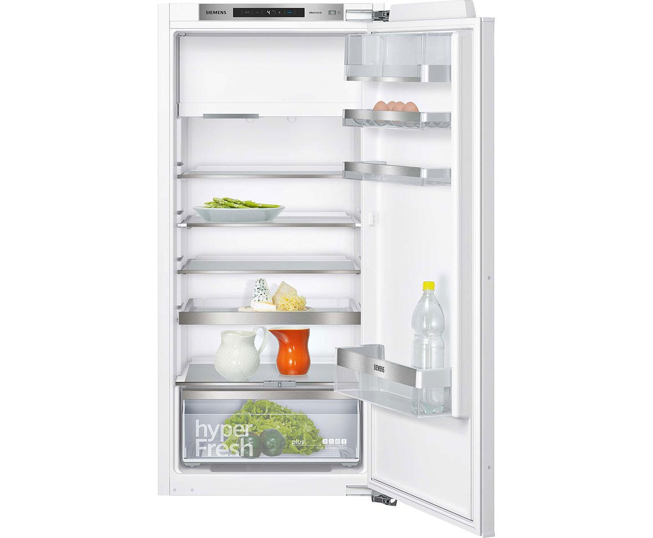 Siemens KI42LAF40 Einbau-Kühlschrank mit Gefrierfach - 122er Nische ...