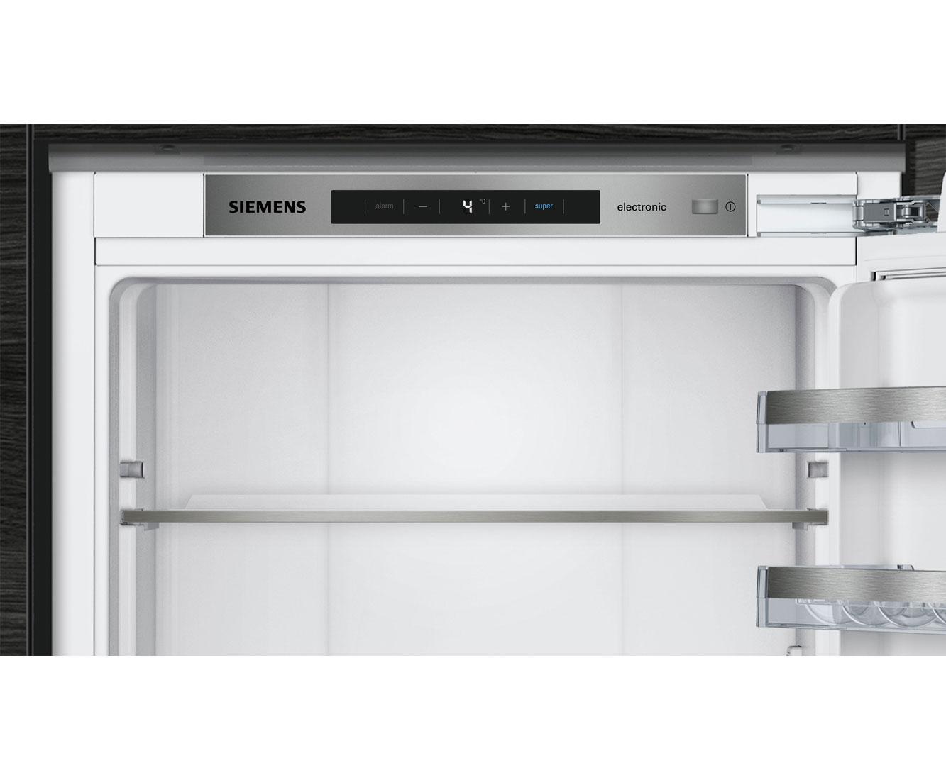 Siemens Kühlschrank Iq700 : Siemens iq ki fad einbau kühlschrank festtür technik a