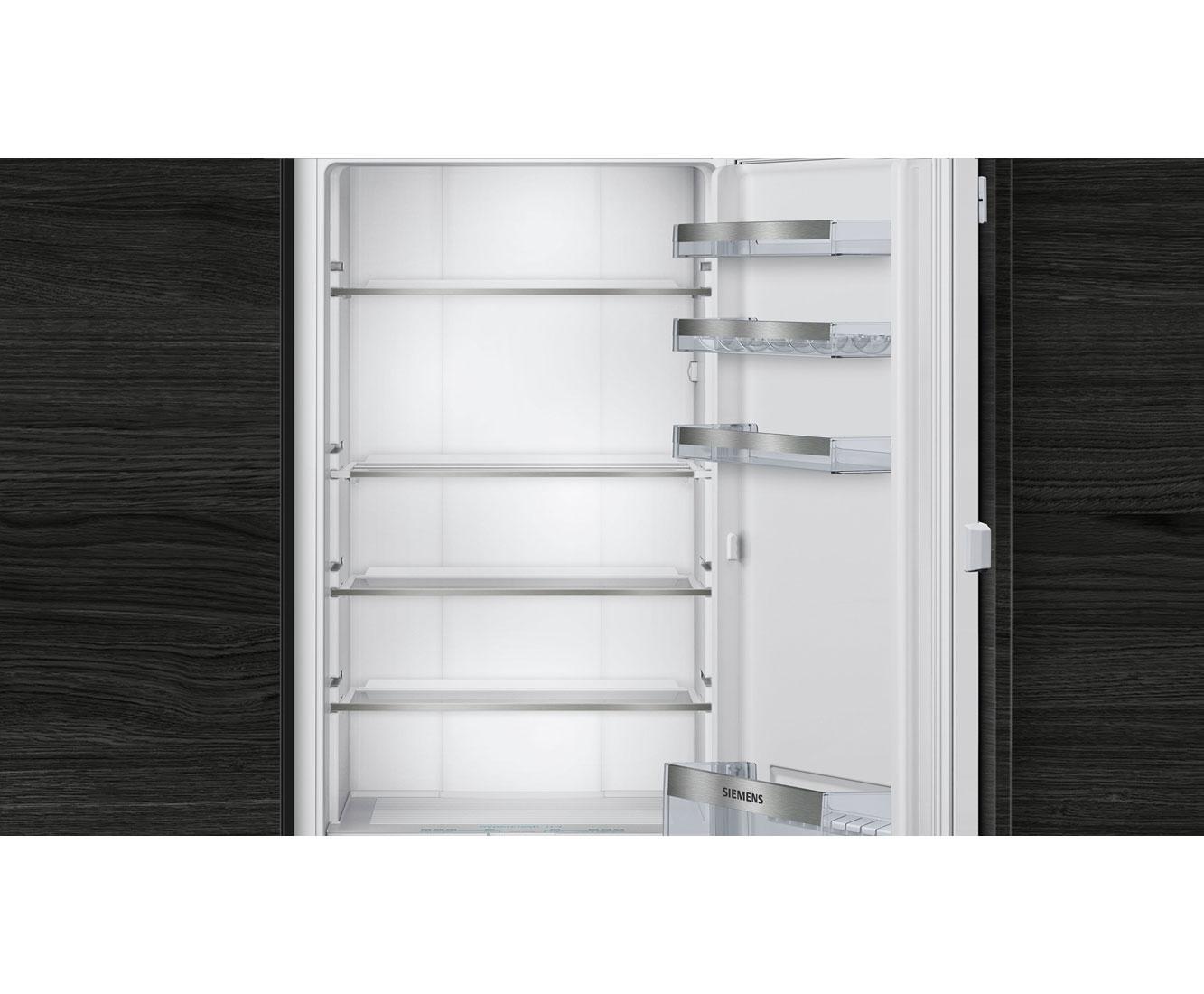 Siemens Kühlschrank Festtür Einbau : Siemens iq ki fad einbau kühlschrank festtür technik a