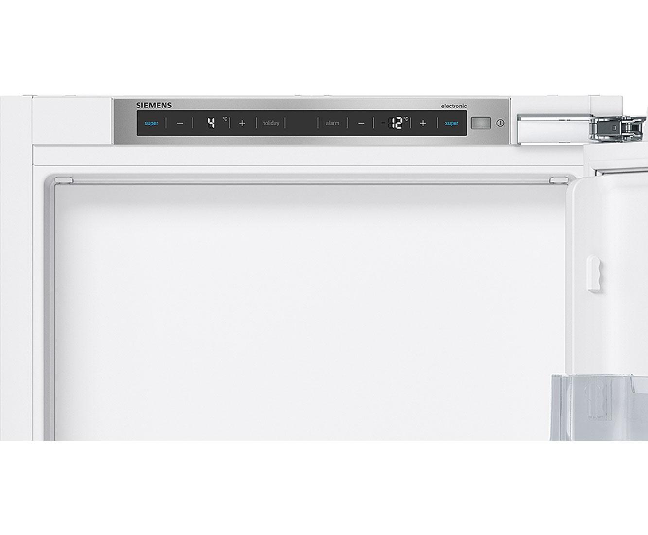 Siemens Kühlschrank Holiday Funktion : Siemens ki caf energieeffiziente kühl und gefrierschränke