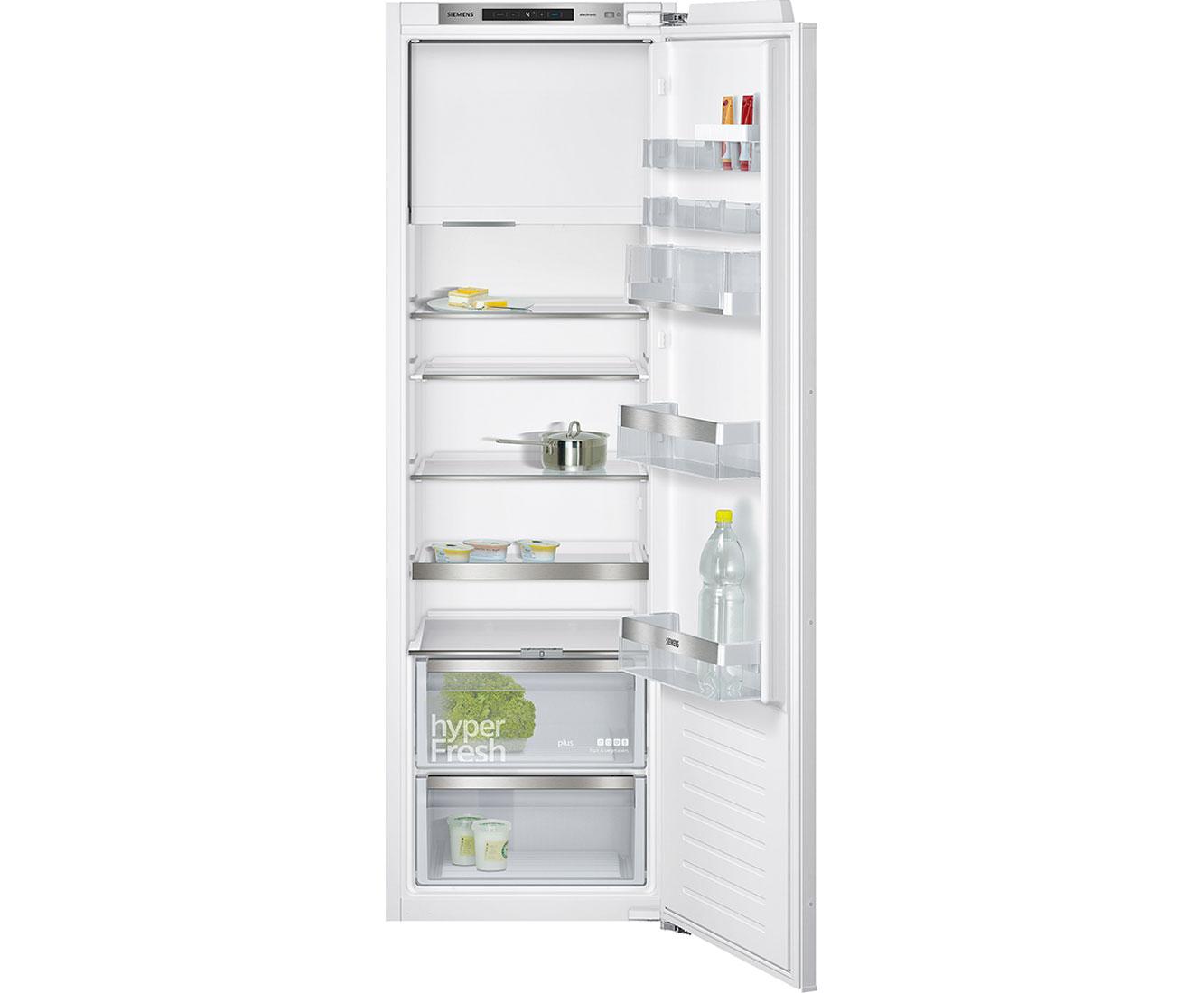 ... Siemens KI82LAD30 Einbau Kühlschrank Mit Gefrierfach   178er Nische,  Festtür Technik, A++ ...