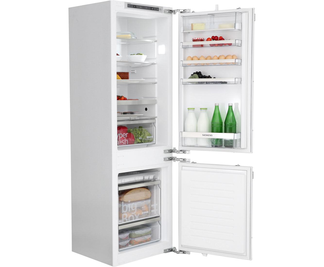 Bosch Kühlschrank Holiday Taste : Siemens ki86sad30 einbau kühl gefrierkombination 178er nische