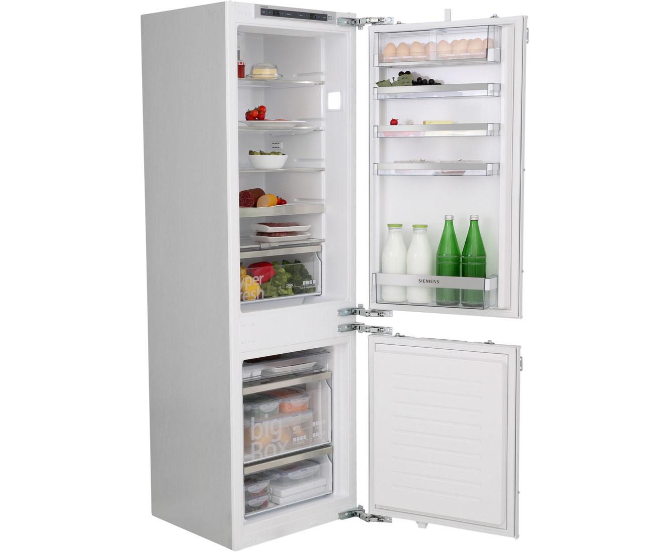 Siemens Kühlschrank Unterschiede : Siemens iq500 ki86sad40 einbau kühl gefrierkombination 178er
